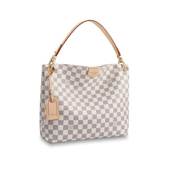Louis Vuitton Damier Azur Graceful