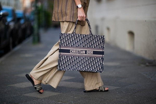 Dior Book Tote - Can Hold Anything