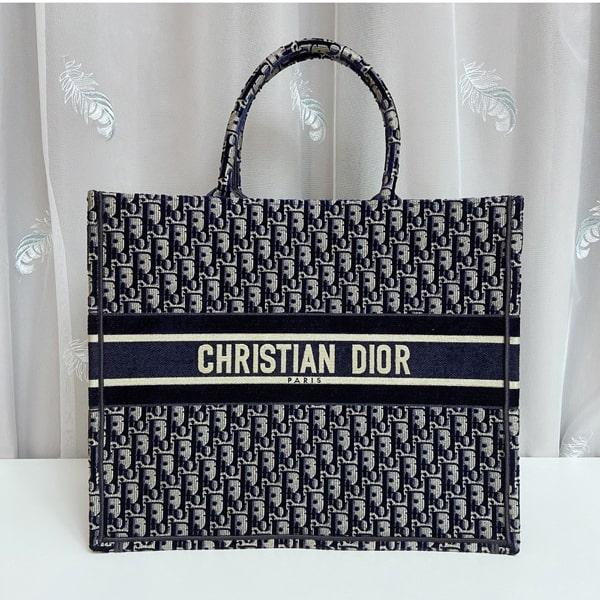 Dior Book Tote replica