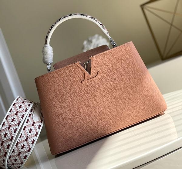 Louis Vuitton Capucines Replica